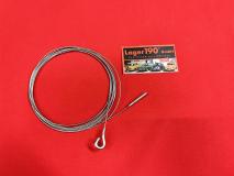 VW Bus T1 03/55-11/64, Gaszug Gasseil 3564mm (0915-12)