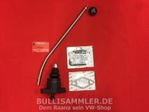 Schalthebel mit 35% Schaltwegverkürzung für VW Bus T1, T2 60-79 (0511-550)
